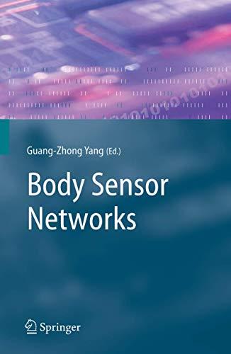 9781849965699: Body Sensor Networks