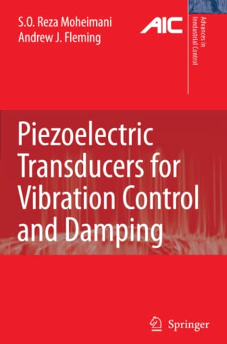 9781849965828: Piezoelectric Transducers for Vibration Control and Damping (Advances in Industrial Control)