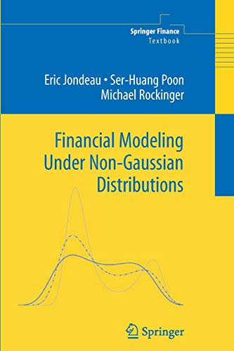 9781849965996: Financial Modeling Under Non-Gaussian Distributions (Springer Finance)