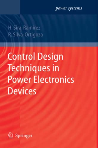 9781849966054: Control Design Techniques in Power Electronics Devices (Power Systems)