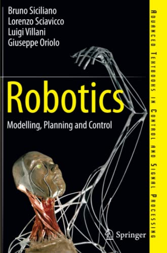 9781849966344: Robotics: Modelling, Planning and Control (Advanced Textbooks in Control and Signal Processing)