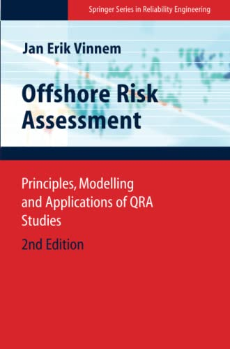 9781849966450: Offshore Risk Assessment: Principles, Modelling and Applications of QRA Studies (Springer Series in Reliability Engineering)