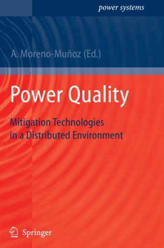 9781849966481: Power Quality: Mitigation Technologies in a Distributed Environment (Power Systems)