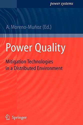 Power Quality: Antonio Moreno-Munoz