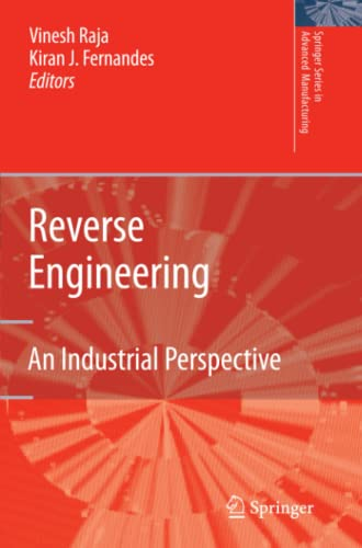 9781849966603: Reverse Engineering: An Industrial Perspective (Springer Series in Advanced Manufacturing)