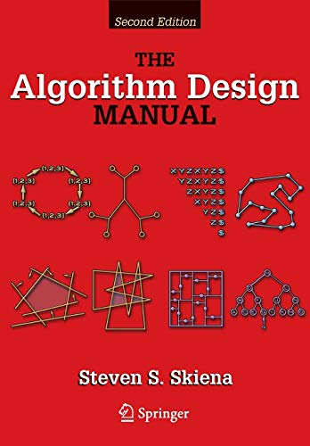 9781849967204: The Algorithm Design Manual