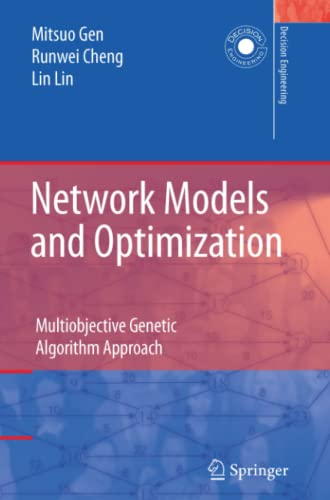 9781849967464: Network Models and Optimization: Multiobjective Genetic Algorithm Approach (Decision Engineering)
