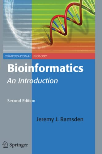 9781849967648: Bioinformatics: An Introduction (Computational Biology)