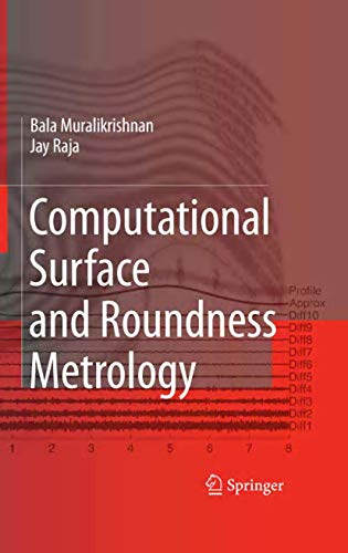 9781849967730: Computational Surface and Roundness Metrology