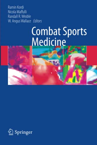9781849967921: Combat Sports Medicine