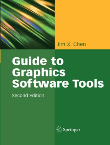 9781849968003: Guide to Graphics Software Tools