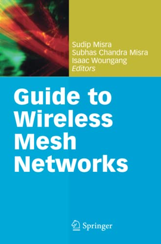 9781849968041: Guide to Wireless Mesh Networks (Computer Communications and Networks)
