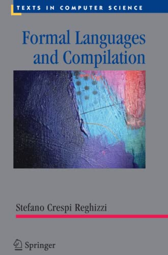 9781849968171: Formal Languages and Compilation (Texts in Computer Science)