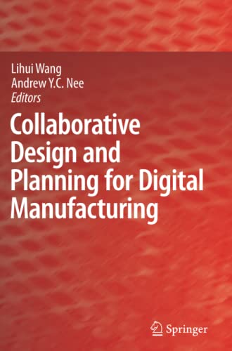 9781849968348: Collaborative Design and Planning for Digital Manufacturing