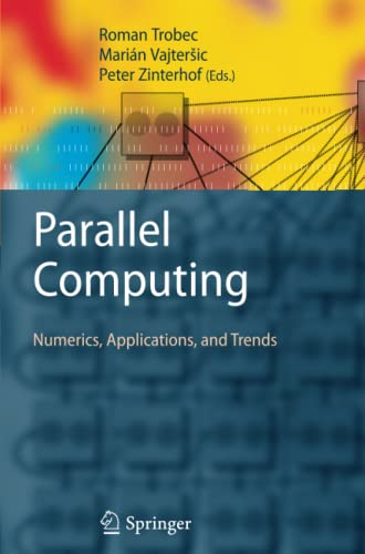 9781849968416: Parallel Computing: Numerics, Applications, and Trends