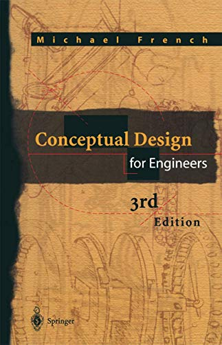 9781849968539: Conceptual Design for Engineers