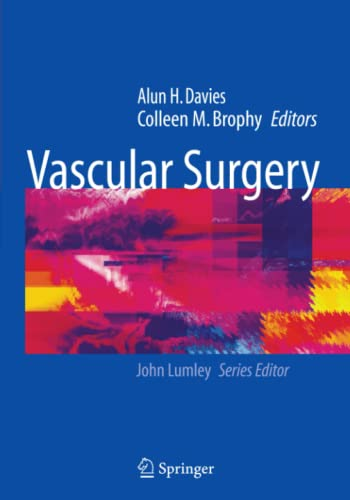 9781849968607: Vascular Surgery (Springer Specialist Surgery Series)