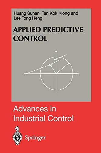 9781849968645: Applied Predictive Control (Advances in Industrial Control)