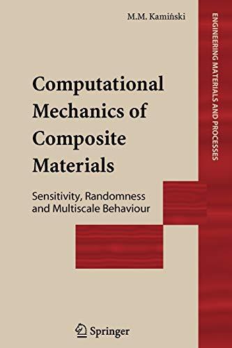 9781849968713: Computational Mechanics of Composite Materials: Sensitivity, Randomness and Multiscale Behaviour (Engineering Materials and Processes)