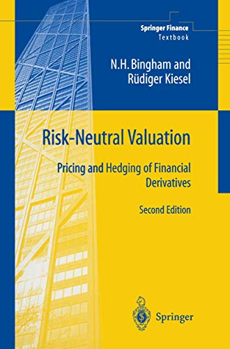 9781849968737: Risk-Neutral Valuation: Pricing and Hedging of Financial Derivatives (Springer Finance)