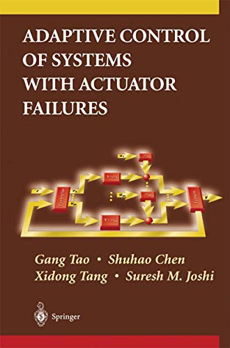 9781849969178: Adaptive Control of Systems with Actuator Failures