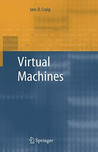 9781849969802: Virtual Machines