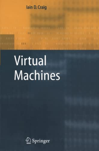9781849969802: Virtual Machines