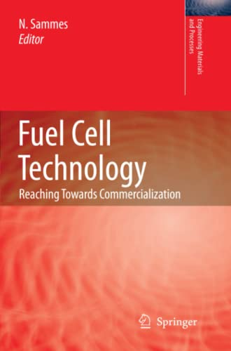 9781849969833: Fuel Cell Technology: Reaching Towards Commercialization (Engineering Materials and Processes)