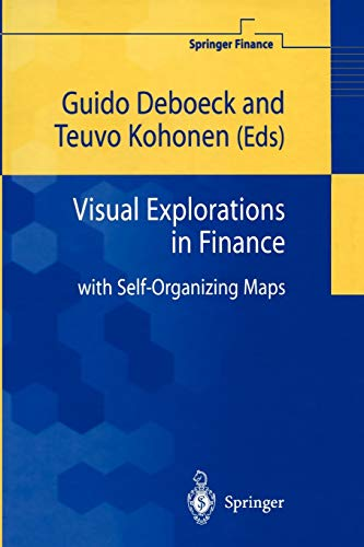9781849969994: Visual Explorations in Finance: With Self-Organizing Maps