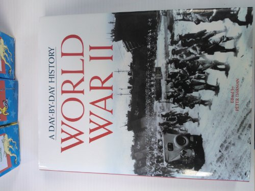 9781849990455: World War II Day By Day