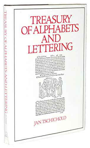 9781850070078: Treasury of Alphabets And Lettering
