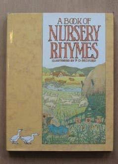 A Book of Nursery Rhymes: Illus. F.D.Bedford