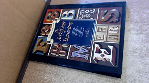 9781850070887: The Art & Craft of Sign-Writing