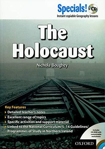 9781850081982: Secondary Specials! +CD: History: The Holocaust (Specials! +CD)