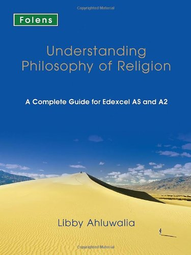 9781850082644: Understanding Philosophy of Religion for AS & A2 (Edexcel) - Textbook (A Level RE)