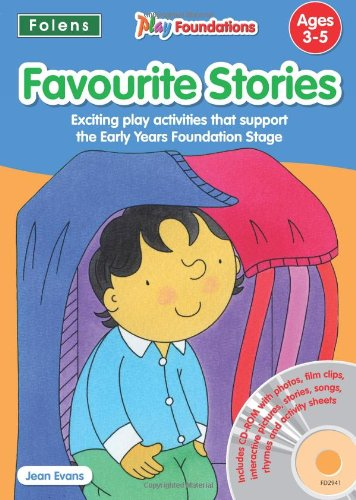 9781850082941: Favourite Stories (Play Foundations (Age 3-5 Years)): 1