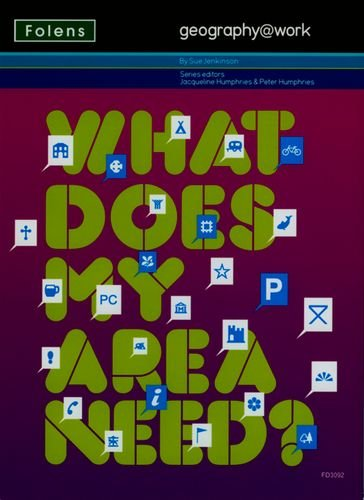 Geography@work1: What Does My Area Need? Teacher CD-ROM (No. 1) (9781850083092) by Peter Humphries; Sue Jenkinson