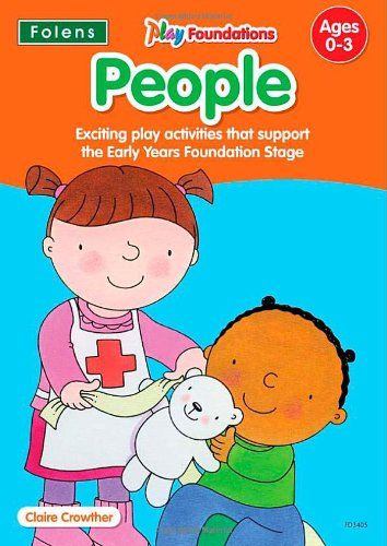 9781850083405: People (Play Foundations (Age 0-3 Years))