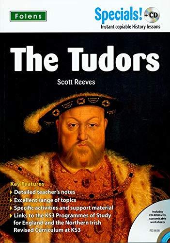 9781850083658: Secondary Specials! +CD: History - The Tudors