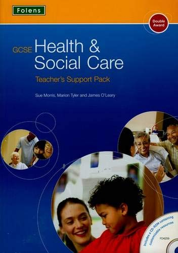 9781850084259: GCSE Health & Social Care: 2nd Edn Teacher's Support Pack