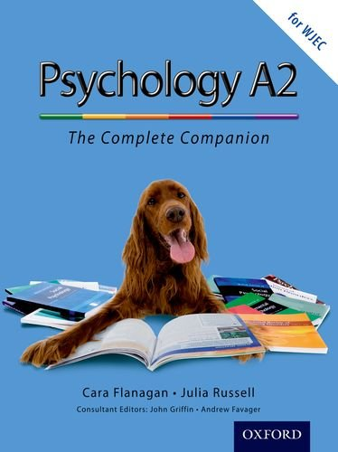 9781850085713: The Complete Companions: A2 Student Book for WJEC Psychology (PSYCHOLOGY COMPLETE COMPANION)