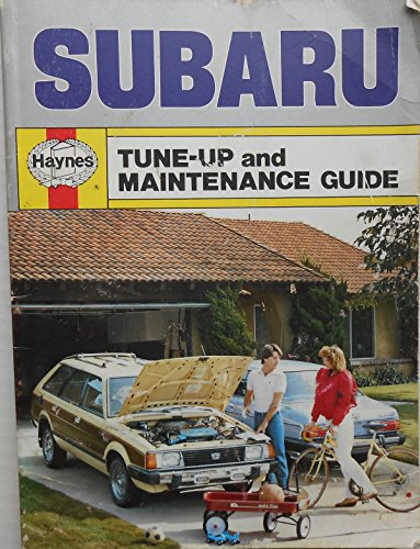 9781850100126: Subaru Tune-up and Maintenance Guide
