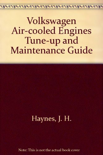 9781850100140: Volkswagen Air-cooled Engines Tune-up and Maintenance Guide