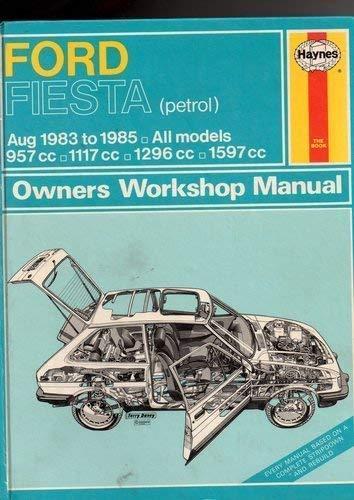 9781850100300: Ford Fiesta (Petrol) 1973-85 Owner's Workshop Manual