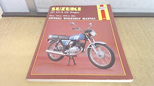 9781850100546: Suzuki GP100 and 125 1978-84 Owner's Workshop Manual