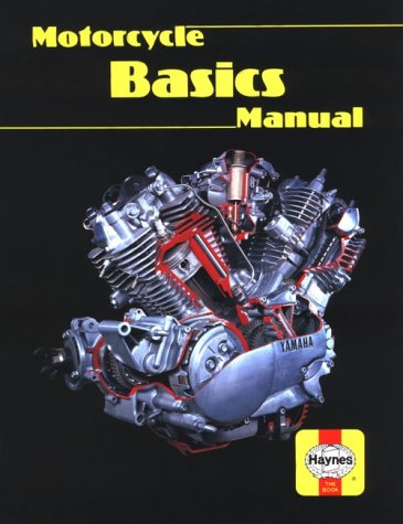9781850100836: Haynes Motorcycle Basics Manual
