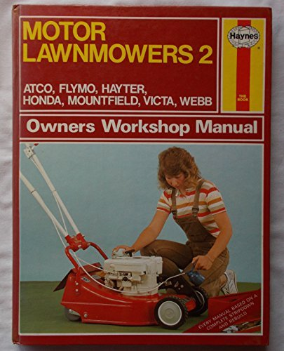9781850100850: Motor Lawnmowers Owner's Workshop Manual: v. 2