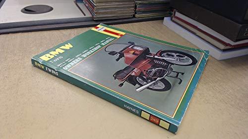 9781850101345: BMW Twins 1970-1985 473cc-498cc-599cc-649cc-745cc-797cc-898cc-979cc Owner's Workshop Manual