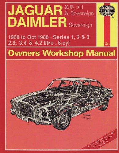 Daimler owners manual