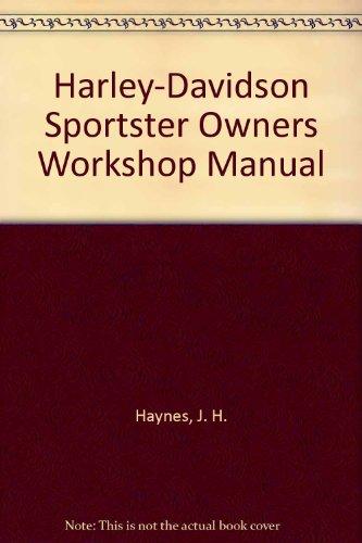 9781850101833: Harley-Davidson Sportster Owners Workshop Manual